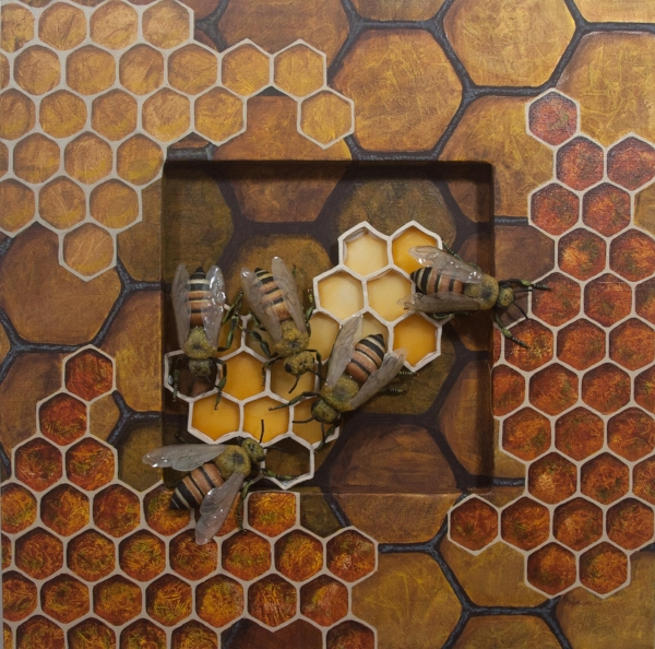 Hexagons and Honeybees II