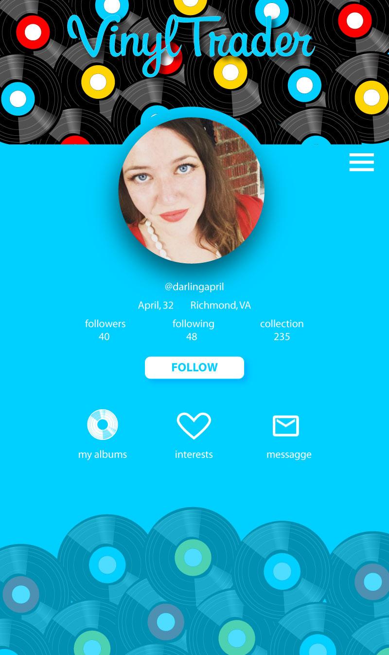 User Profile (APP)