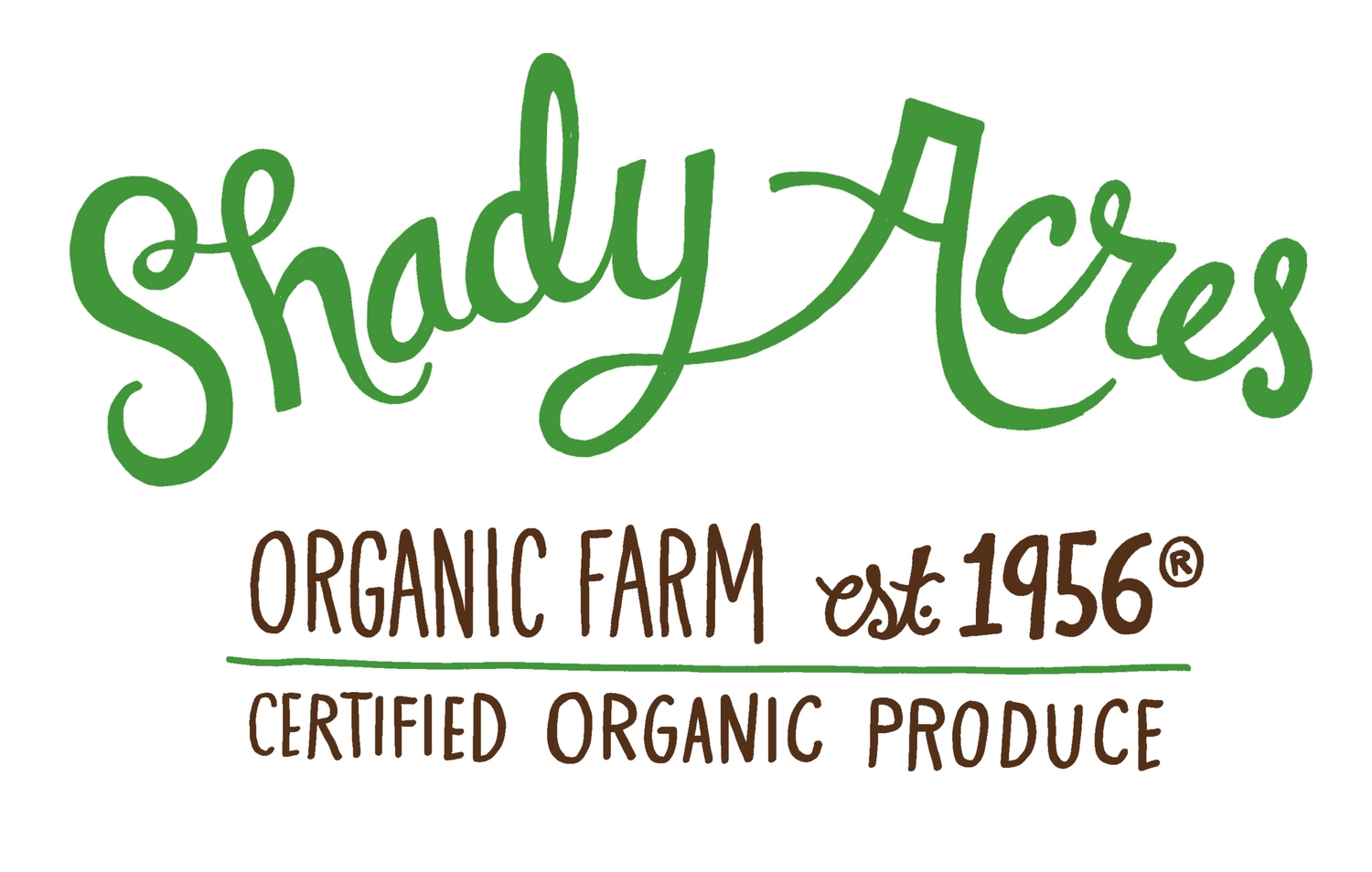Shady Acres Organic Farm