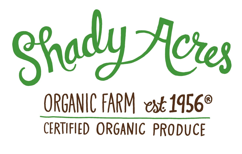 shady acres organic farm