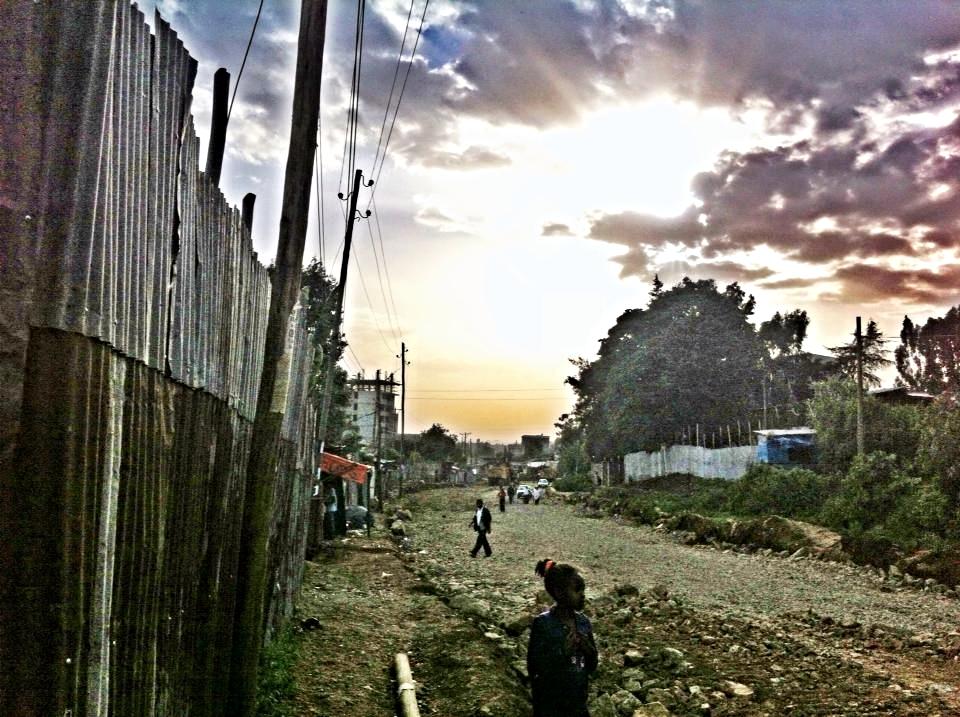 Addis Ababa Streets