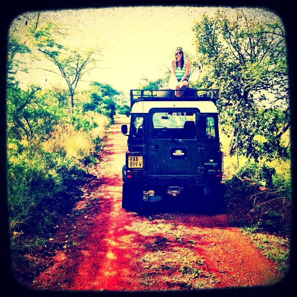 Akagera National Park Drives