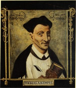 Thomas A Kempis  |  Catholic Monk  |  1380-1471