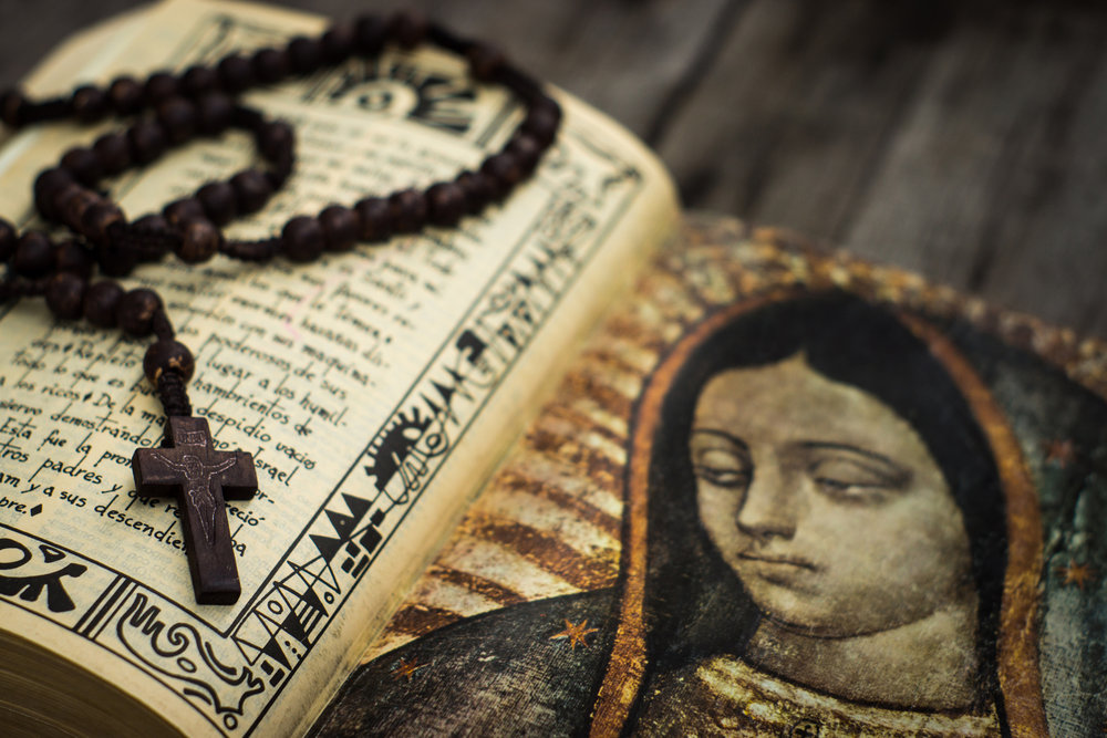The Most Holy Rosary of the Blessed Virgin Mary