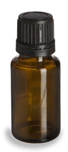 Blessed Oil Euro Dropper - 5ml, 10ml, 15ml Glass Bottle with Black Cap —  Catholic Sacramentals