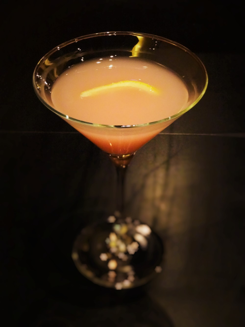 Original Sake-Inspiri Cocktails Cocoro features a wide range of sake inspired cocktails