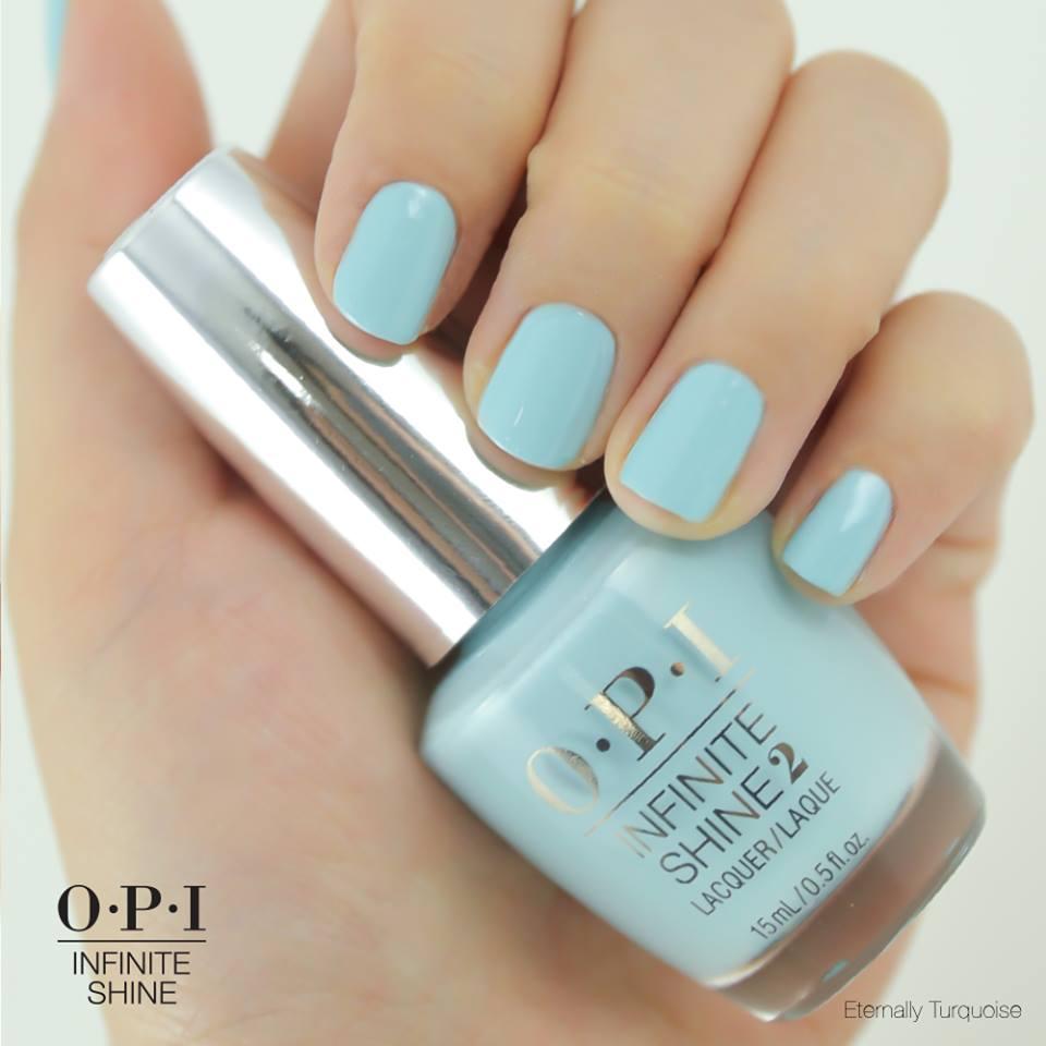 OPI's  Eternally Turquoise