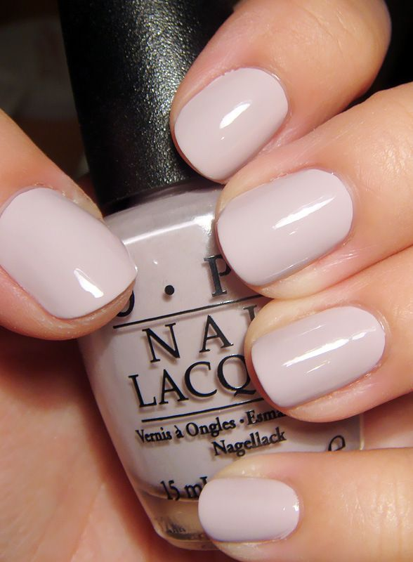 OPI's  Steady As a Rose