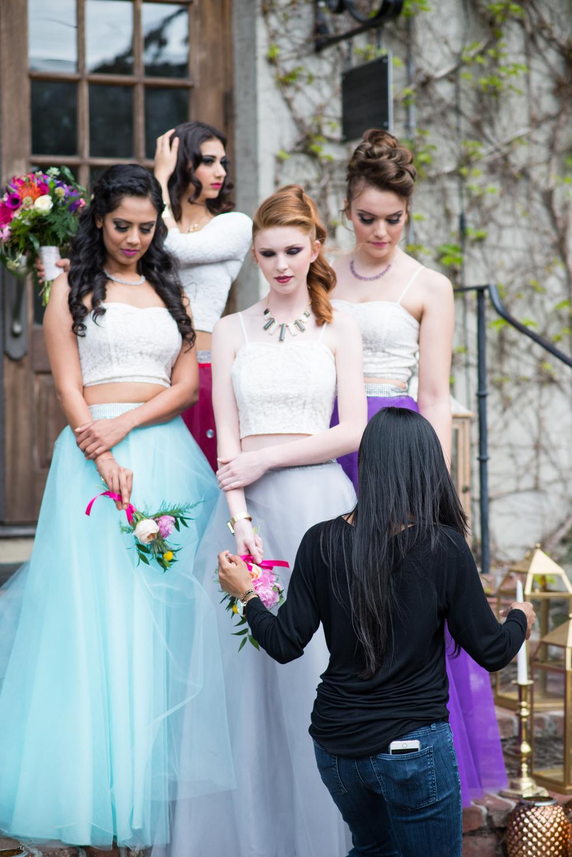 modern bridal hair styles