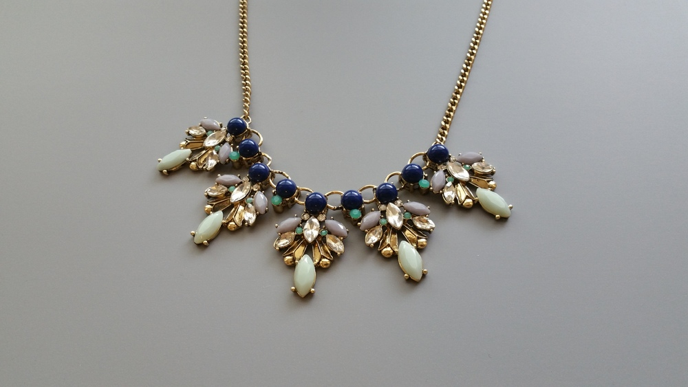 Perry Street, Kira Necklace