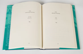 "The interior layout of Passage to Nirvana showing the unique ""Po."""
