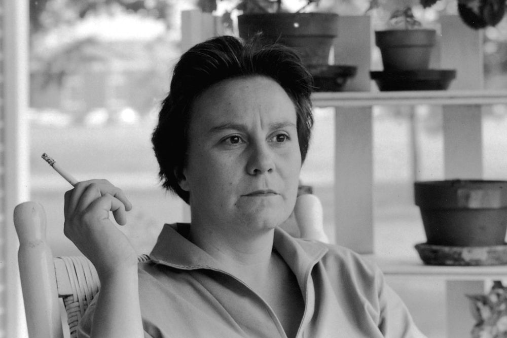 Harper Lee in 1962