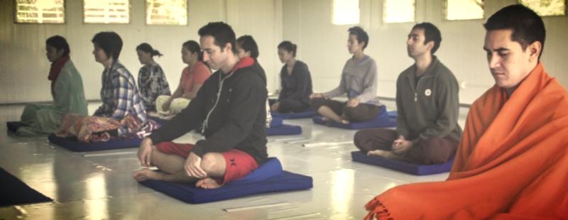 Taken in Dhama Phala Vipassana Meditation Center in Dasmarinas Cavite, Philippines