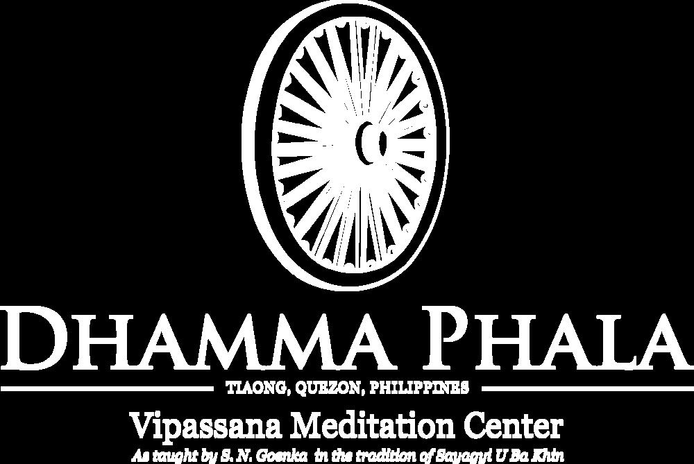 Dhamma Phala Logo Cropped White.png