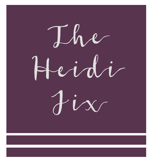 Thank You for Signing Up! - Hi! I'm glad you decided that you want to join The Heidi Fix! Throughout these weeks and months, I'll work to provide you with the tools and tips that will help you feel better about your health and support you on your own unique path in life!Each month, you'll receive a series of videos and meditations focused on ways to listen to our bodies and adjust how we are living to become happier, balanced and revitalized versions of ourselves. Whether we are exploring why we panic when we have major deadlines coming, or we need to reduce the impact our allergies have on our daily lives (and the many other peculiarities our bodies have to tell us when things aren't optimal), I'll be right there to help you overcome the obstacles through acupressure, herbal supplements, foods, spices, laughter and meditations.And, as a part of our team, you'll be able to reach out and ask the questions that you have about our topics, allowing me to provide a personalized response for your specific needs. It's all a way for you to head into the world after having your Heidi Fix more empowered and equipped for the journey ahead.I can't wait!~ Heidi