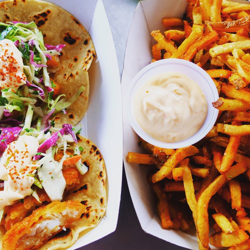 Tacos & Fries -