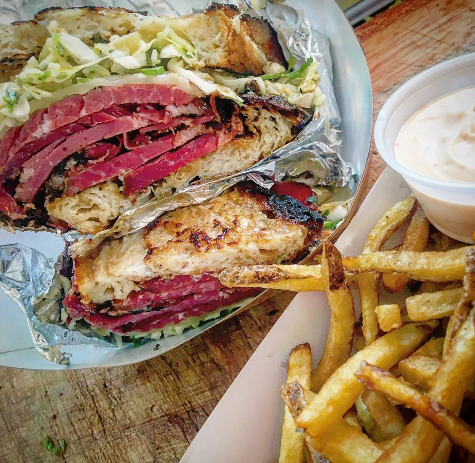 Pastrami & Fries