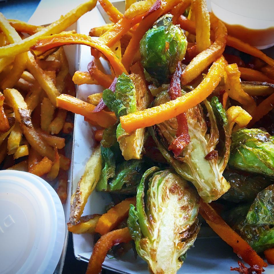 3-Way Fries -