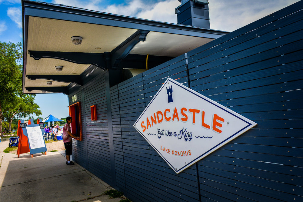 Sandcastle - Minneapolis