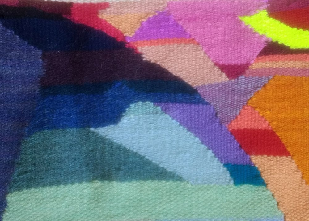 Tapestry Workshop  - January 2018 @ Trohv