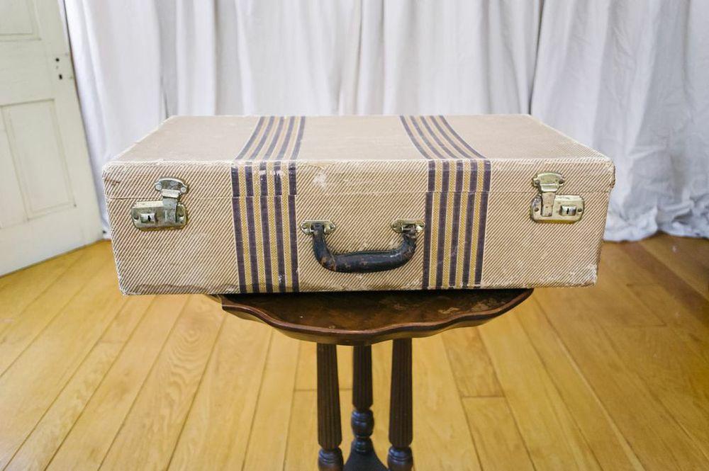 Amelia suitcase