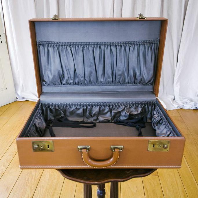 Thomas suitcase