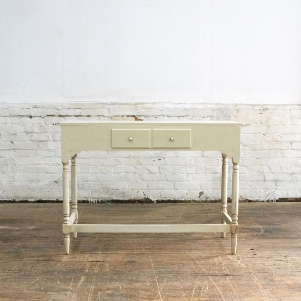 """Suzette Desk 41"""" w, 18 1/2"""" d, 30 1/2"""" H"""