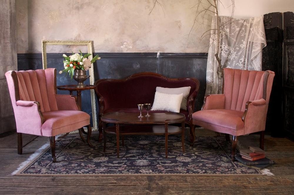 Ron Burgundy Lounge