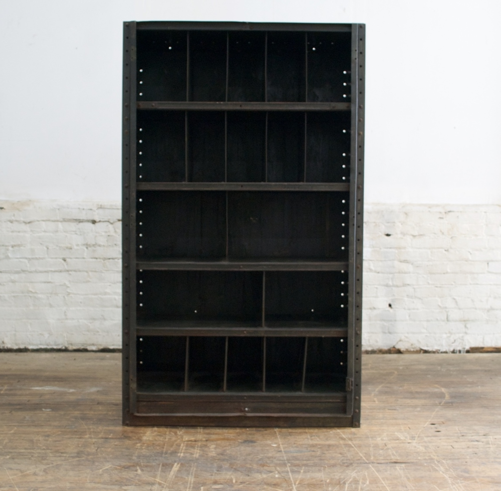 Industrial Metal Shelves -2 avail.