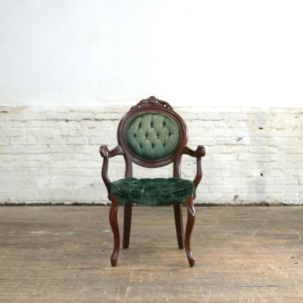 Wintergreen Arm Chair