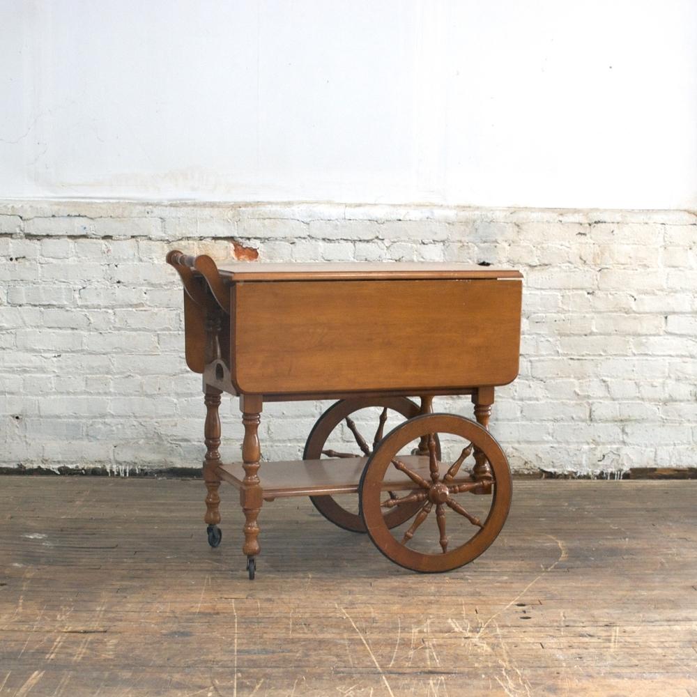 McCarthy Tea Cart