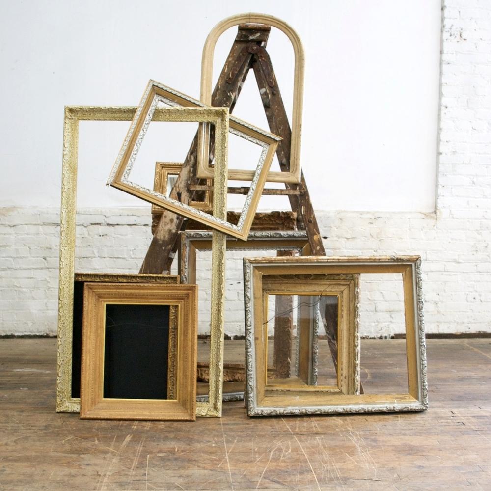 Picture/ Chalkboard Frames
