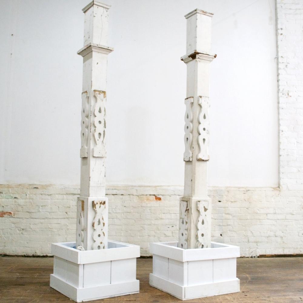 Florist Pillars