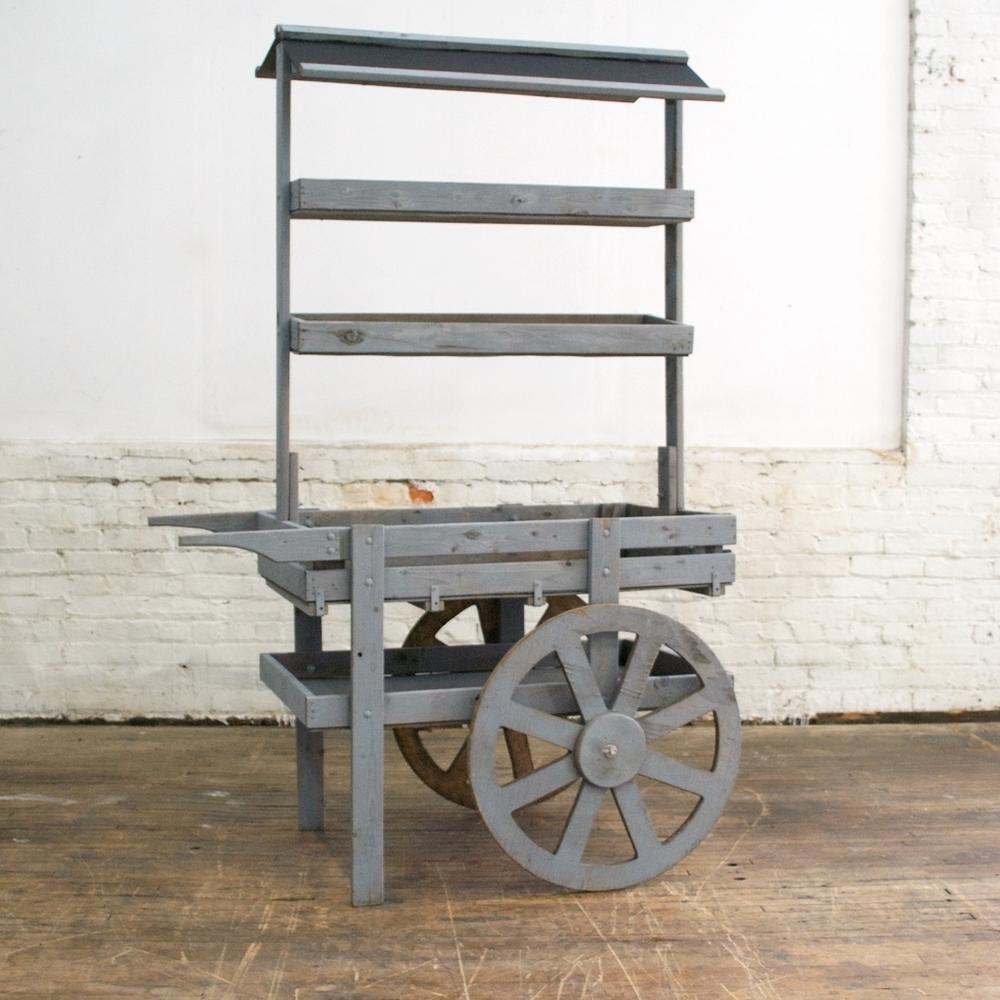 Wheeled Serving Cart