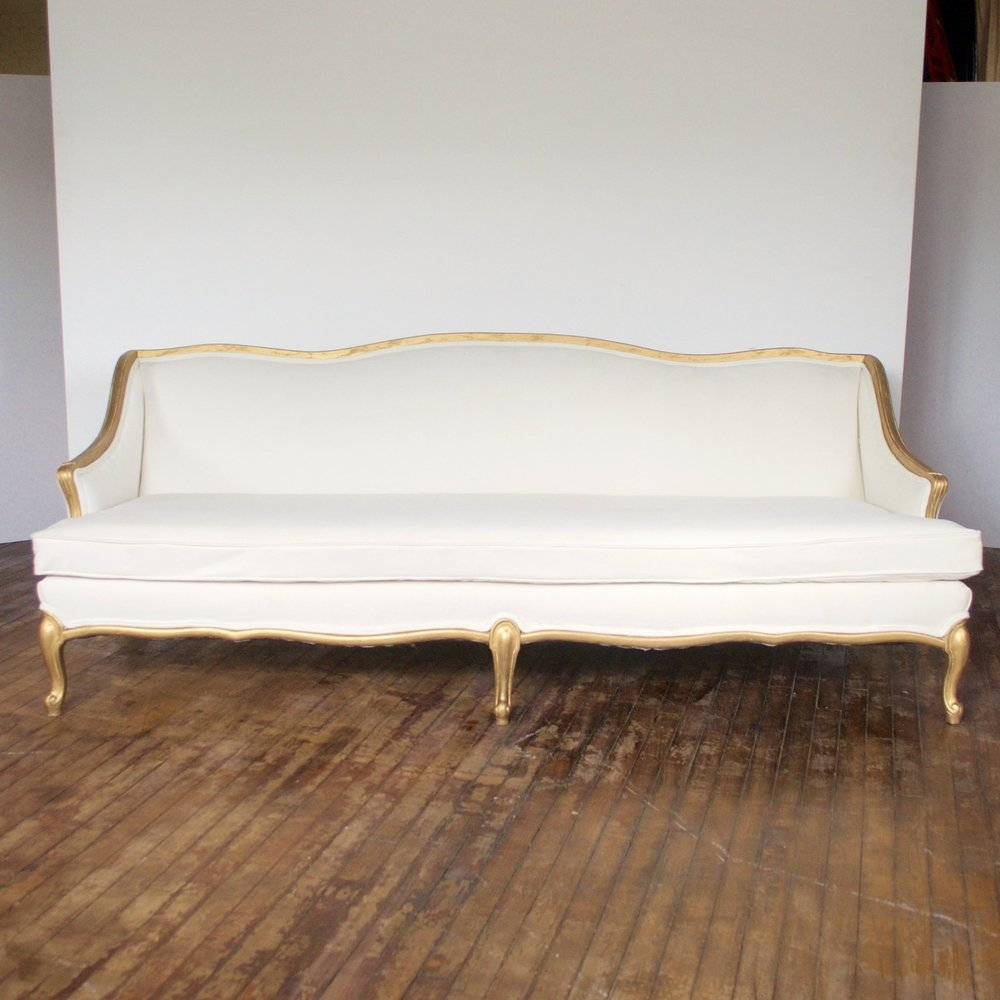 "Eleanore Sofa    $210    6' 6""w 33""d 29""h"