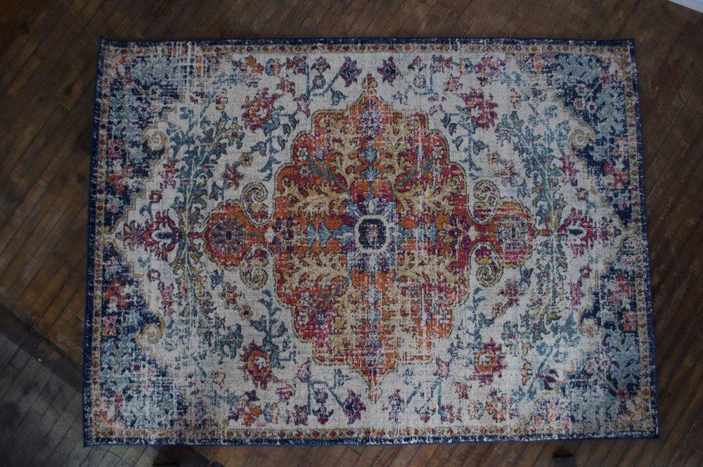 Agatha Rug (5 x8) $48