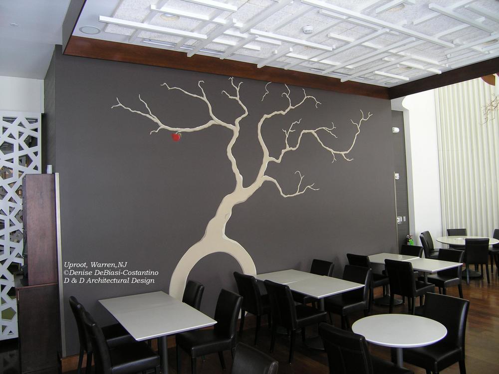 Up Root Restaurant, Warren NJ