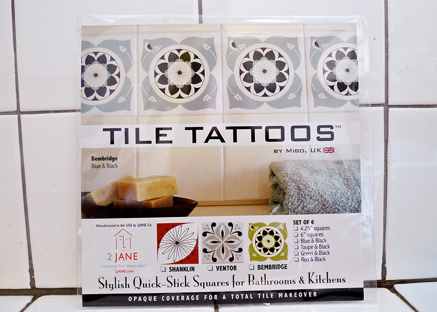The Package Has 6 Tattoos On The Site They Only Show The Tiles Installed I Like To See The Product As I Receive It To Get A Good Idea Of What I M
