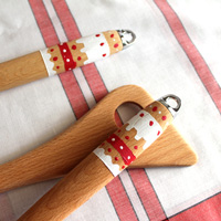 DIY Painted Utensils