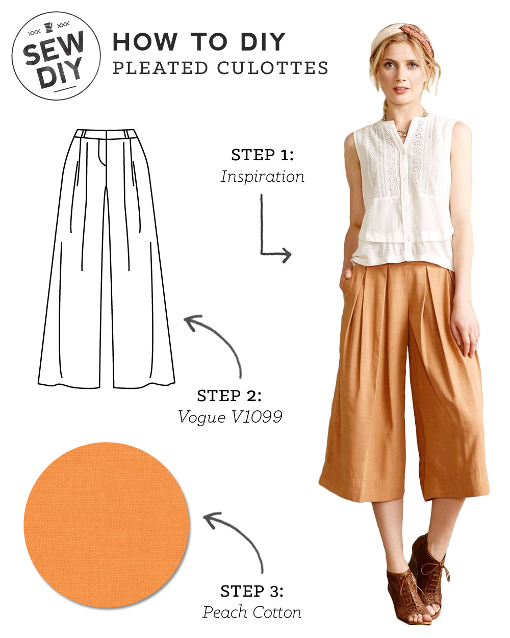 Pleated Pants Back In Style