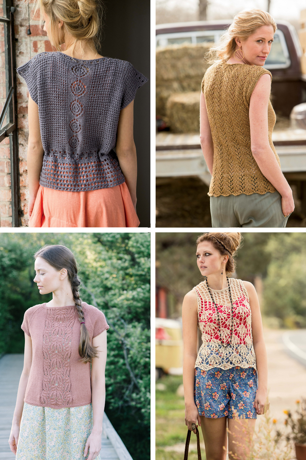 Knitting Summer 2015 : Gorgeous summer knitting patterns — sew diy
