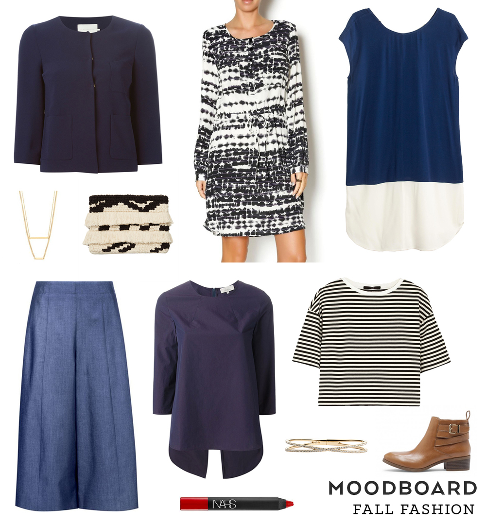 Moodboard – Fall Fashion | Sew DIY