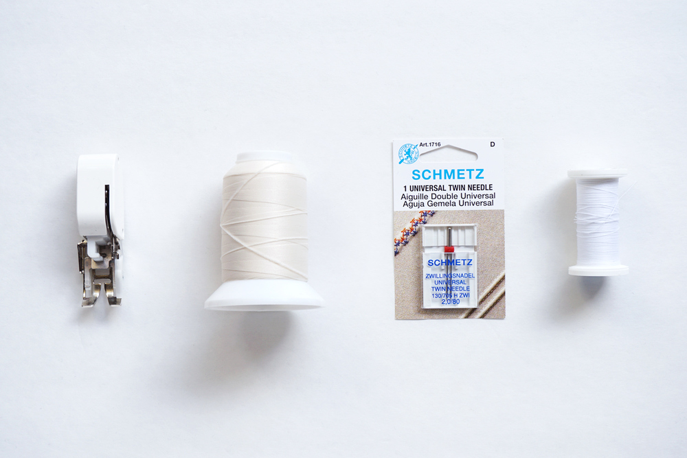 How to Topstitch Knit Fabric | Sew DIY