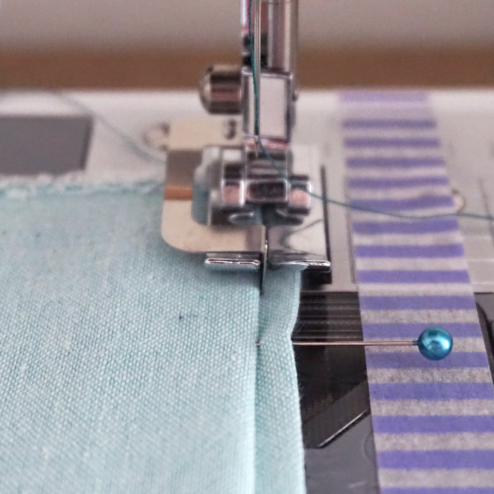 how to sew a blind hem with a sewing machine