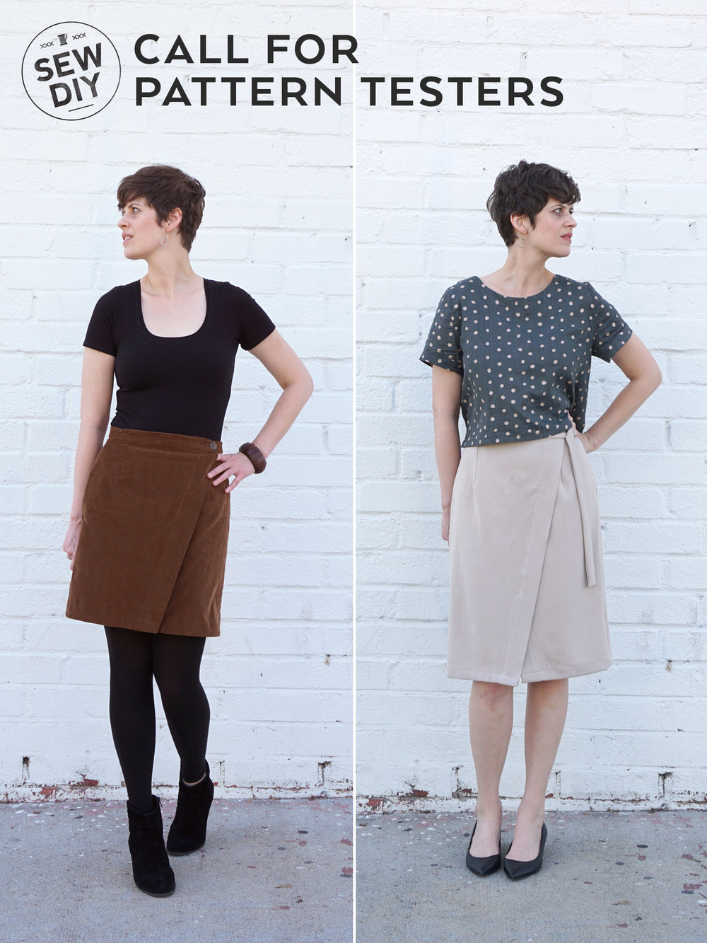Call for Pattern Testers | Sew DIY