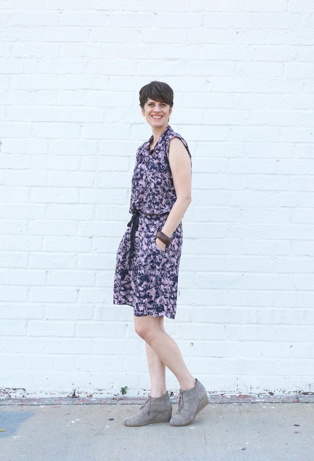 Sanibel Dress ? Indiesew Spring Collection Blog Tour