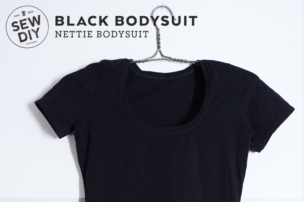 DIY Nettie Bodysuit | Sew DIY