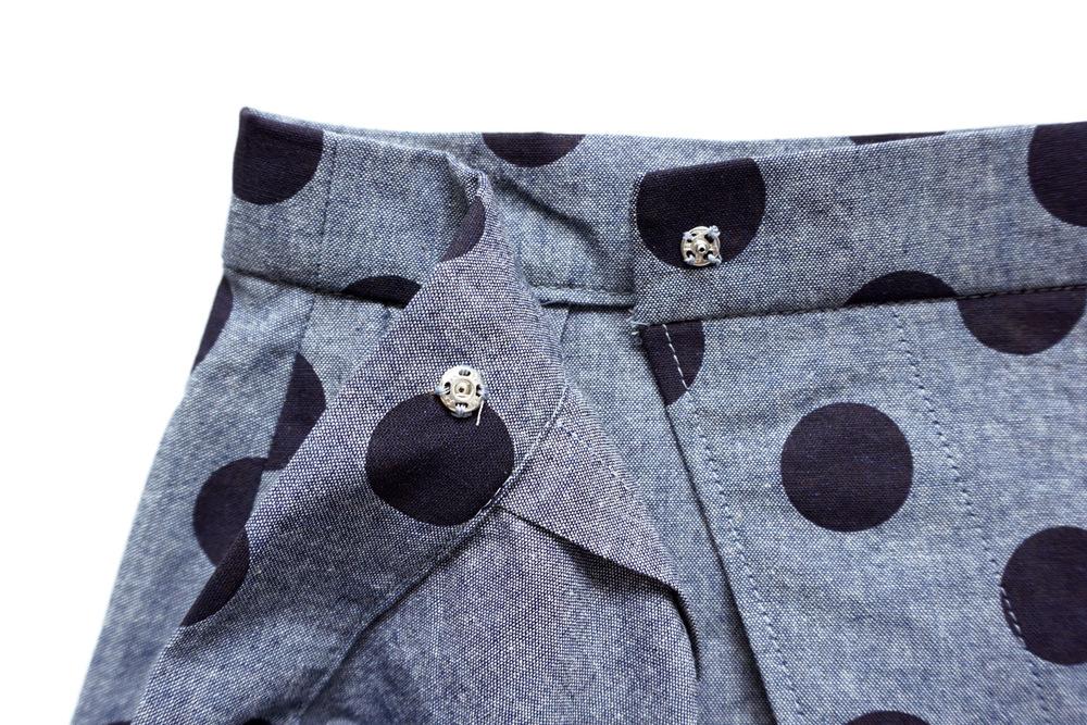 Nita Wrap Skirt Sewalong Day 6: Attaching Snaps   Sew DIY