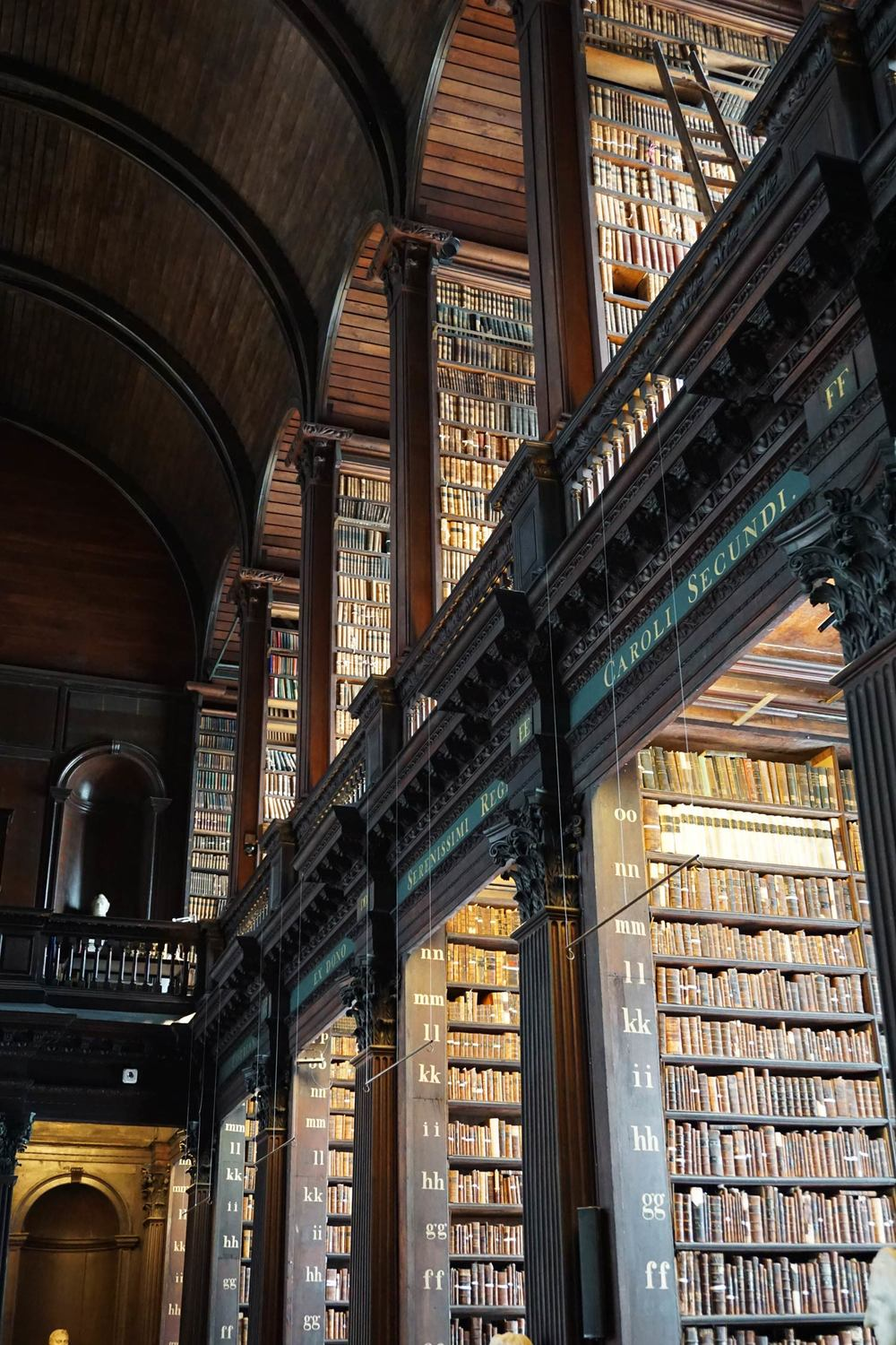 The Old Library, Dublin, Ireland