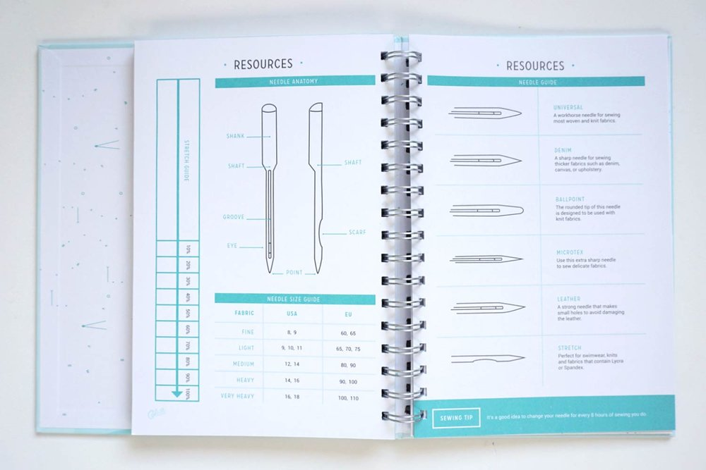 The Colette Sewing Planner   Sew DIY